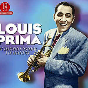 LOUIS PRIMA – ABSOLUTELY ESSENTIAL 3CD COLLE (3xCD)