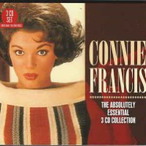 CONNIE FRANCIS – ABSOLUTELY ESSENTIAL 3CD COLLE (3xCD)