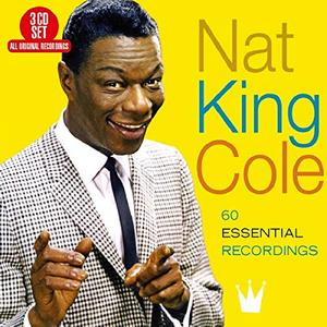 NAT KING COLE – 60 ESSENTIAL RECORDINGS (3xCD)