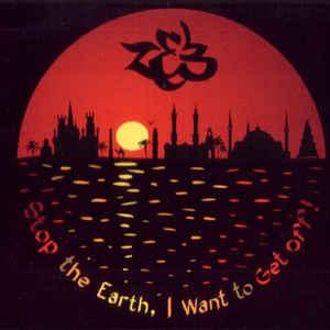 ZEB STOP THE EARTH I WANNA GE CD SOSED 04 –  (CD)