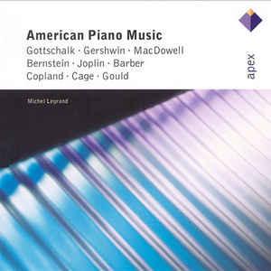 AMERICAN PIANO MUSIC /MICHEL LEGRAND CD PINGV –  (CD)
