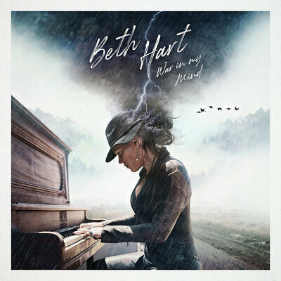 HART, BETH – WAR IN MY MIND (CD)