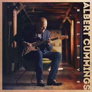 CUMMINGS, ALBERT – BELIEVE – VINYLE BLEU (LP)