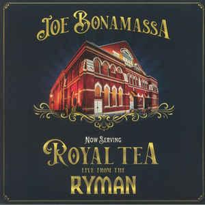 BONAMASSA JOE – NOW SERVING ROYAL (2xLP)