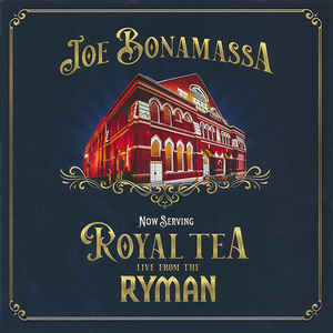BONAMASSA JOE – NOW SERVING ROYAL (CD)