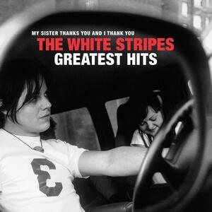 THE WHITE STRIPES – THE WHITE STRIPES GREATEST HITS (2xLP)