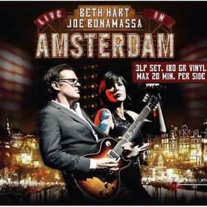 HART BETH & BONAMASS – LIVE IN AMSTERDAM (3xLP)