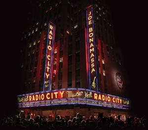 BONAMASSA JOE – RADIO CITY MUSIC (LP)