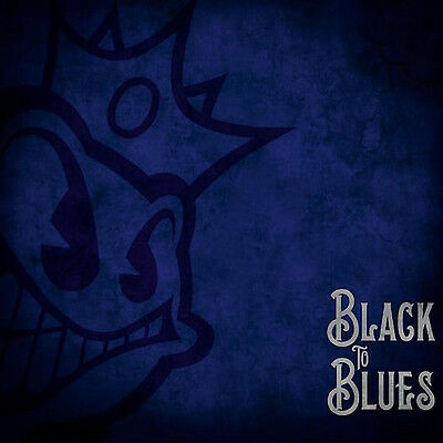BLACK STONE CHERRY – BLACK TO BLUES (12in)