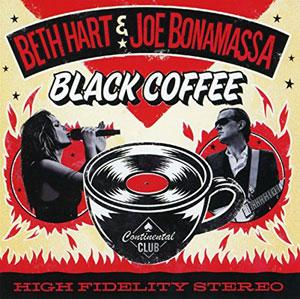 HART BETH & BONAMASS – BLACK COFFEE (CD)
