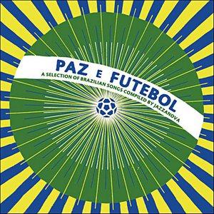 VARIOUS ARTISTS – PAZ E FUTEBOL (CD)