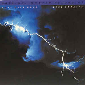 DIRE STRAITS – LOVE OVER GOLD (CD)