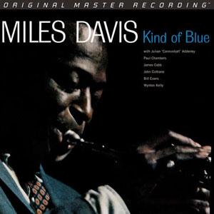 DAVIS, MILES – KIND OF BLUE (2xLP)