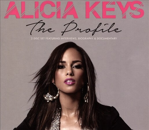 ALICIA KEYS – THE PROFILE (CD)