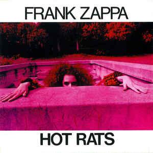 FRANK ZAPPA – HOT RATS (CD)