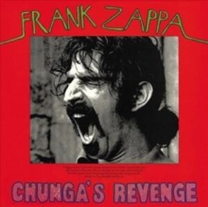 ZAPPA, FRANK – CHUNGA'S REVENGE (LP)
