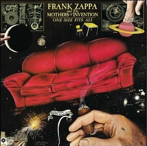ZAPPA, FRANK – ONE SIZE FITS ALL (LP)