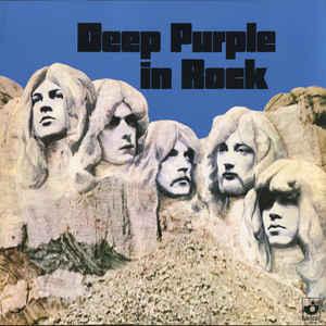 DEEP PURPLE – DEEP PURPLE IN ROCK VINYL LP (LP)