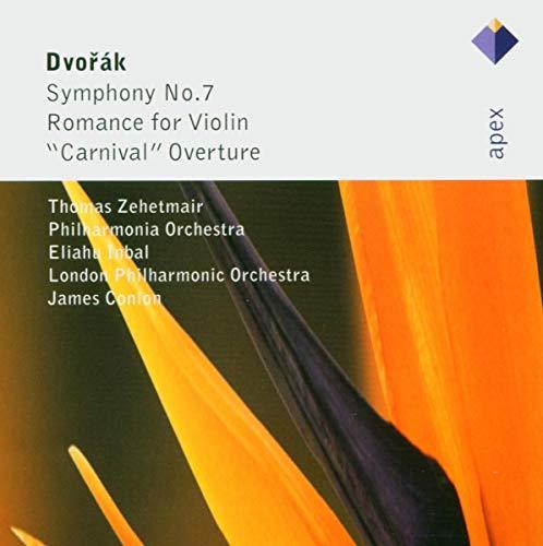 DVORAK SYMPHONY 7 CONLON CD PINGV –  (CD)