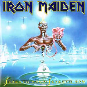 IRON MAIDEN – SEVENTH SON OF A SEVENTH SON (LP)