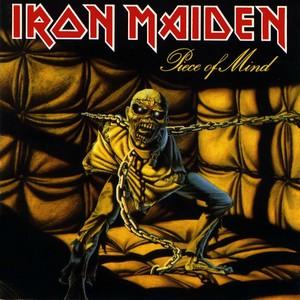 IRON MAIDEN – PIECE OF MIND VINYL LP (LP)
