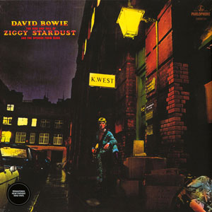 DAVID BOWIE – THE RISE AND FALL OF ZIGGY STA (LP)
