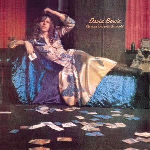 BOWIE, DAVID – THE MAN WHO SOLD THE WORLD [REMASTERED '2015] VINYL LP (LP)