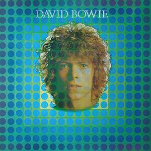 BOWIE, DAVID – DAVID BOWIE (AKA SPACE ODDITY) (LP)