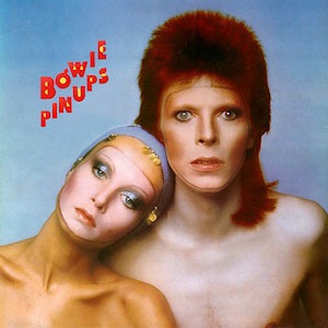 BOWIE, DAVID – PIN UPS [REMASTERED '2015] VINYL LP (LP)