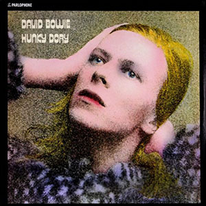 BOWIE, DAVID – HUNKY DORY (LP)