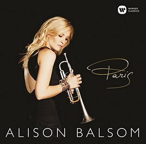 BALSOM, ALISON – PARIS (CD)
