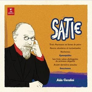 SATIE, E. – GYMNOPEDIES & GNOSSIENNES (LP)