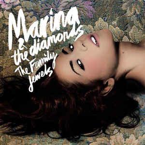 MARINA & THE DIAMONDS – THE FAMILY JEWELS VINYL LP (LP)