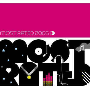 VARIOUS ARTISTS – MOST RATED 2005 3CD ADA/E 619403642 –  (CD)