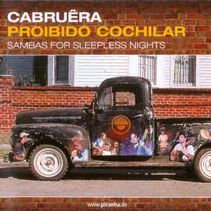CABRUERA PROIBIDO COCHILAR-SAMBAS CD PIRAN 862102 –  (CD)