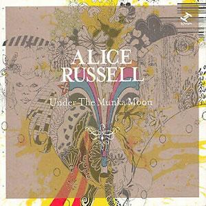 RUSSELL, ALICE – UNDER THE MUNKA MOON (CD)