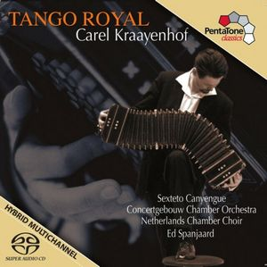 KRAAYENHOF/PIAZZOLLA/ALVA – TANGO ROYAL (CD)