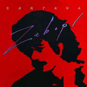 SANTANA – ZEBOP (LP)
