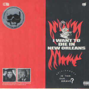 SUICIDEBOYS – I WANT TO DIE IN NEW ORLEANS (CD)