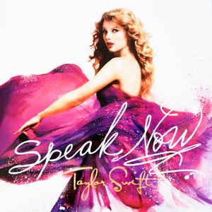 TAYLOR SWIFT – SPEAK NOW (2xLP)