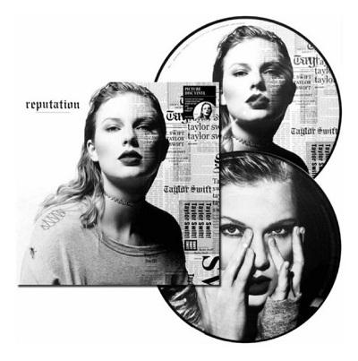 TAYLOR SWIFT – REPUTATION (LP)