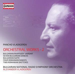 VLADIGEROV, P. – ORCHESTRAL WORKS 2 (2xCD)