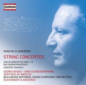 VLADIGEROV, PANCHO / GEOR – STRING CONCERTOS (2xCD)