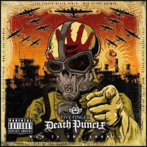 FIVE FINGER DEATH PUNCH – WAR IS THE ANSWER (LP)