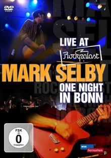 SELBY, MARK LIVE AT ROCKPALAST-ONE DVD ZYX 08 –  (DVD)