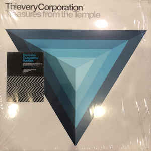 THIEVERY CORPORATION – TREASURES FROM THE TEMPLE (LP)