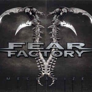 FEAR FACTORY – MECHANIZE (CD)