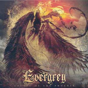 EVERGREY – ESCAPE OF THE PHOENIX (CD)