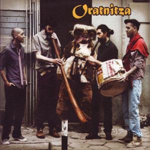 ORATNITZA / ОРАТНИЦА – ORATNITZA (CD)
