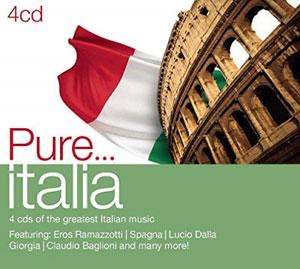 V/A – PURE… ITALIA (4xCD)